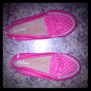 Link Loafers Shoes Size 3
